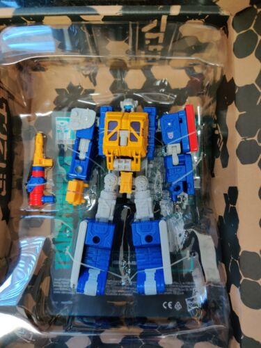 Transformers Generations Selects Earthrise Deluxe DECEPTICON GREASEPIT IN STOCK