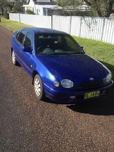 1999 Toyota Corolla Hatchback Morpeth Maitland Area Preview