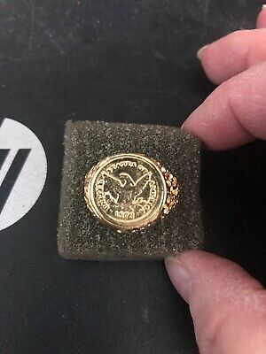 Mens 1873 Seal Costume Ring. Sz 11.5 Seal Mens Ring