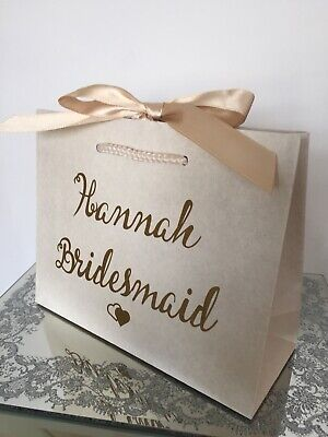 aid Gift Bag Wedding Role Small Favour Ribbon Bags Box  (Small Favor Boxen)