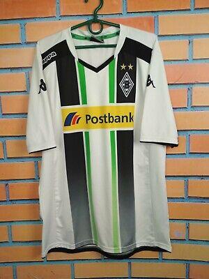 Borussia Monchengladbach Jersey 2014 2015 Home LARGE Shirt Trikot Soccer Kappa  image