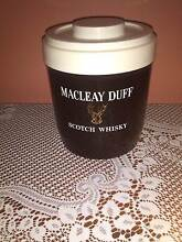 Macleay Scotch Whisky.... Vintage/ Retro Ice Bucket Marrickville Marrickville Area Preview