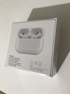GENUINE BRAND NEW APPLE AIRPODS PRO - WHITE - NOISE CANCELLATION - MWP22ZM/A