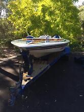 ZD cobra ski boat Park Orchards Manningham Area Preview