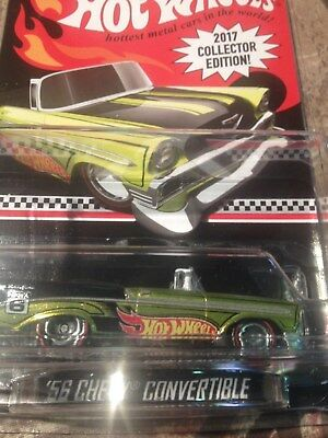 2017 Hot Wheels Kmart  Mail In    1956 Chevy Convertable     In  Stock