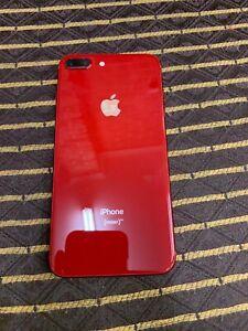 iPhone 8 Plus 256g red 8