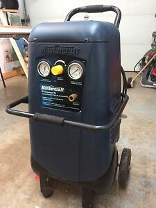 5 Gallon Air Compressor (broken regulator)