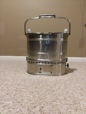 Antique Vendor Hotdog Steamer