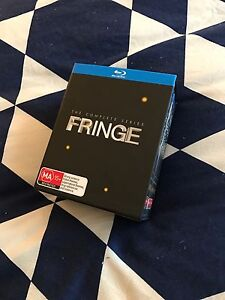Fringe - Complete Series Bluray Hawthorn Boroondara Area Preview