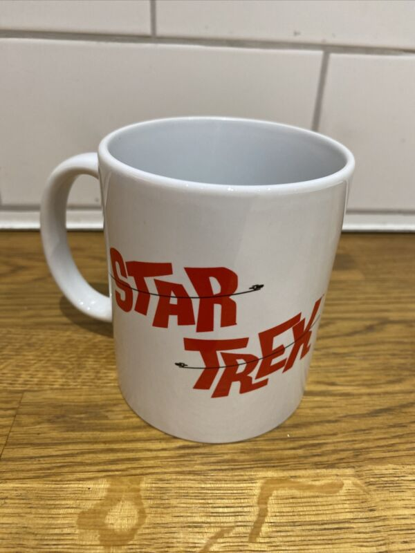 Retro Design STAR TREK Mug - Cult TV / Movies