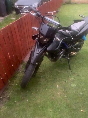 Yamaha wr125 2009