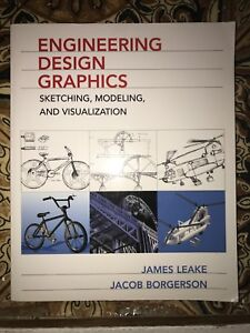 Engineering design and graphics by James leake