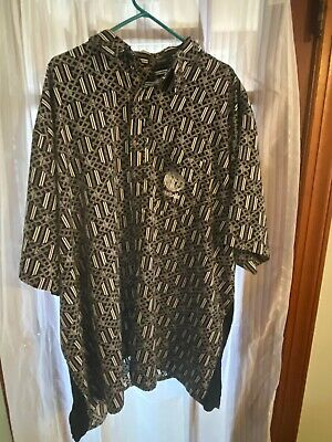 Mens Versace shirt 5xl