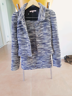 Review skirt and jacket