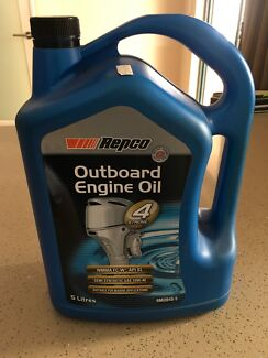 4Stroke Outboard Engine Oil New - bought in Error