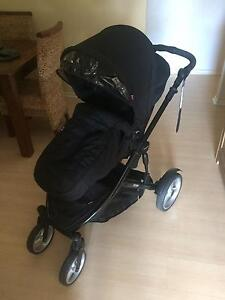 Steelcraft strider compact duo Pram & capsule Wembley Downs Stirling Area Preview