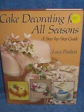 Cake Decorating for All Seasons Hamersley Stirling Area Preview