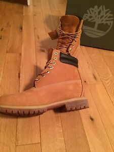 6 inch wheat timberlands