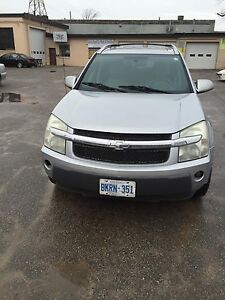 2006 Equinox awd leather $3995 certified