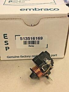 EMBRACO, FF08.BK1, 115 Volts, Compressor Start Relay, Part# 513516169 Relay ESP