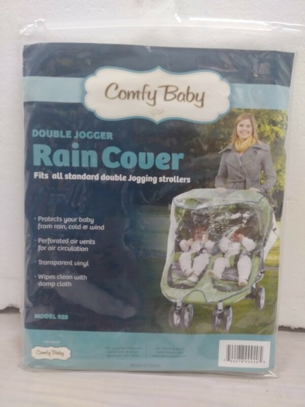 Babyroues Comfy Baby Universal Jogging Stroller Raincover