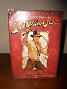 Indiana Jones Complete Collection DVD