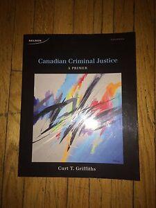 Canadian Criminal Justice Textbook