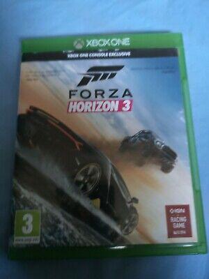Forza Horizon 3 (Microsoft Xbox One)