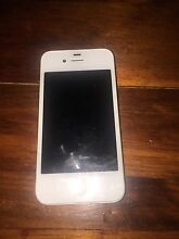 I phone 4 s 32 gb Gepps Cross Port Adelaide Area Preview