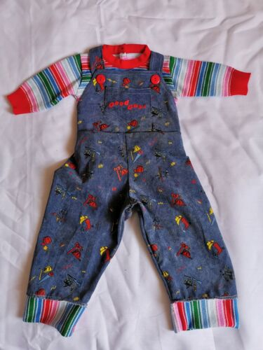 Good Guy Clothes - for Chucky doll 1:1 life size prop