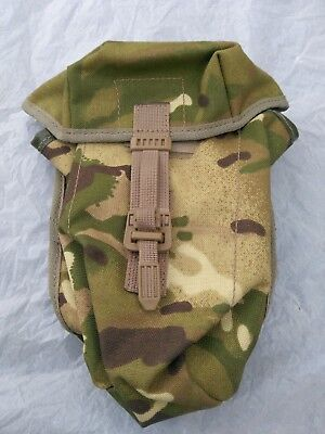 British Army Issue MTP PLCE Water Bottle Pouch, for carrying 58 pattern bottle