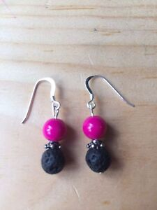Aromatherapy Essential Oil Diffuser Earrings  London Ontario image 3