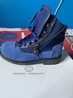 Boys Versace Boots