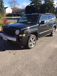 2008 Jeep Patriot Limited. 3000$