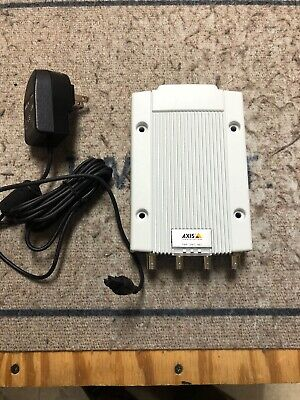 Axis M7014 4-channel Video Encoder