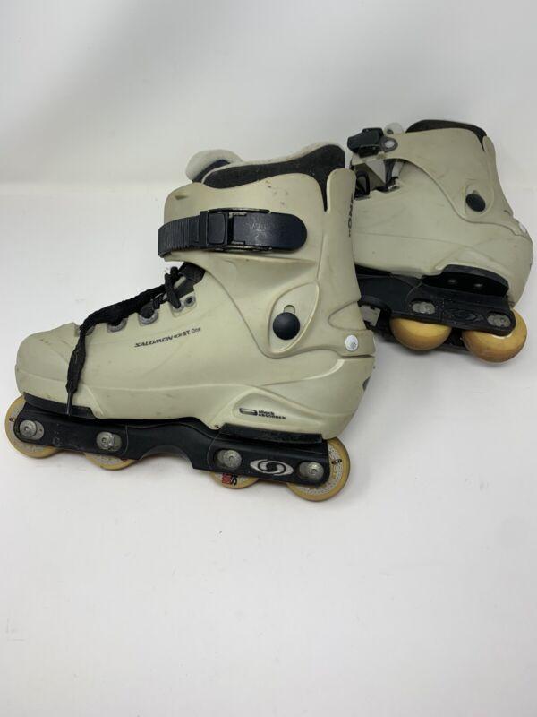 Salomon ST One Inline Skates US 8 EUR 41 Nice Shape Aggressive Skates