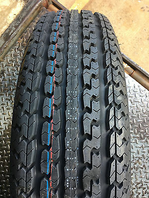 1 NEW ST 205/75R15 Turnpike Trailer Radial Tire 8 PLY 205 75 15 ST 2057515  R15