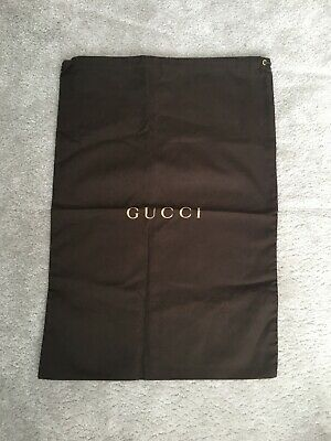 Cloth Bag for GUCCI Shoes - Never Used