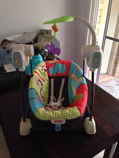 Fisher price baby swinger Byron Bay Byron Area Preview