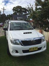 2012 Toyota Hilux Ute (Turbo Diesel) - Low km's Kirrawee Sutherland Area Preview