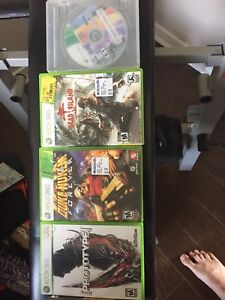 Xbox games 20$ for all or 5$ each