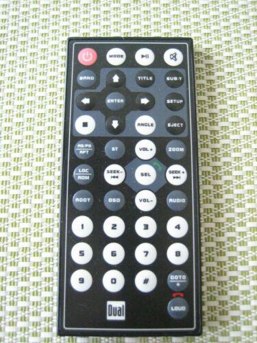 NEW Dual  Wireless Remote DV526BT, XDVD256BT, DV527BT, XDVD770BT, XDVD176BT