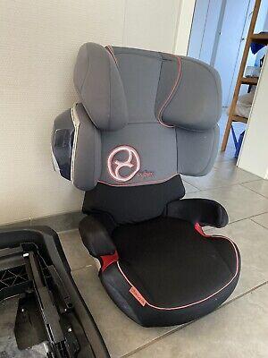 Daliya Sitorino 0-36 KG 0-12 Jahre Autositz Kindersitz Gruppe 0+1+2+3  Schwarz