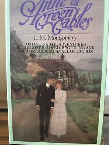 Anne of Green Gables Boxed Set, Vol. 2 by Lucy Maud Montgomery