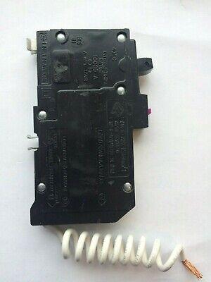 Square D Type Qo Qo120df Gfci C.b. Combo Afci Circuit Single Pole 20a