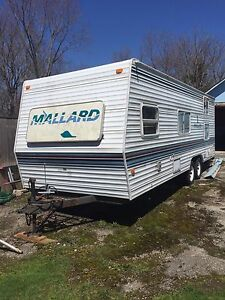 Rent a trailer for your summer vacation!