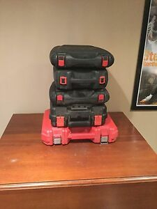 Power Tool Cases - 5 pcs.