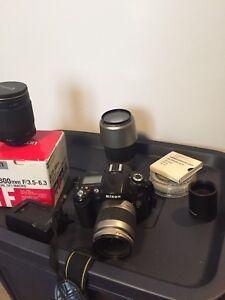 NIKON D90 appareil photo semi pro