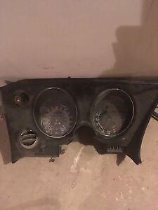 C3 Corvette speedometer/tachometer console