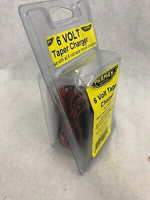 Parker Mc Crory Mfg Co Electric Fence Battery Charger 6-volt 951